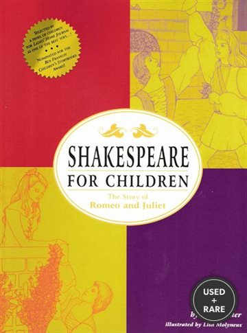 Shakespeare for Children: the Story of Romeo and Juliet