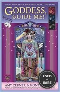 Goddess, Guide Me! Divine Wisdom for Your Head, Heart & Home (Hidden Spiral Binding) (H)