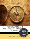 Bookkeeping and Accounting Exercises..., Volume 2
