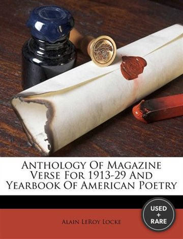Anthology of Magazine Verse for 1913-29 and Yearbook of American Poetry