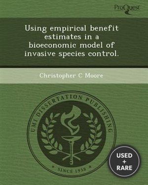 Using Empirical Benefit Estimates in a Bioeconomic Model of Invasive Species Control.