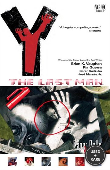 Y: the Last Man, Vol. 7: Paper Dolls