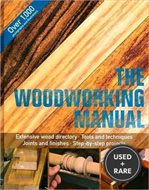 The Woodworking Manual (Includes Extensive Wood Directory, Tools and Techniques, Joints and Finishes, Projects)