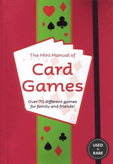 Card Games (Mini Manuals)