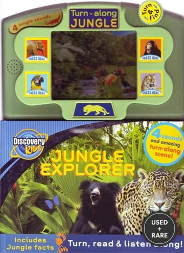 Jungle Explorer (Discovery Moving Pictures)