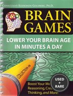Brain Games #6: Lower Your Brain Age in Minutes a Day (Brain Games (Numbered))
