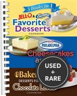 3 Books in 1: Jello and Cool Whip Favorite Desserts, Baker