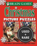 Brain Games Christmas Picture Puzzles