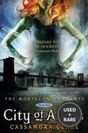 City of Ashes (Mortal Instruments, Book 2)