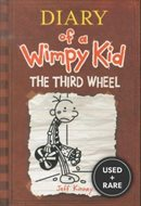 Third Wheel-Diary of a Wimpy Kid Book 7 (Diary of a Wimpy Kid)