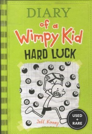 Hard Luck (Diary of a Wimpy Kid: Book 8)