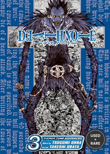 Death Note Volume 3