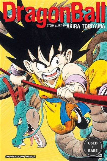 Dragon Ball, Vol. 2 (Vizbig Edition) (Dragon Ball Vizbig Editions)