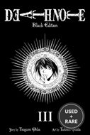 Death Note Black Vol 3