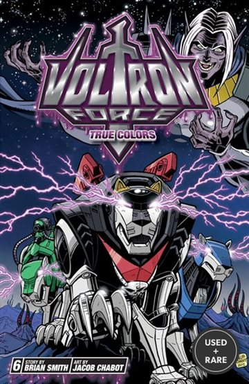 Voltron Force, Vol. 6: True Colors