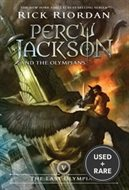 Percy Jackson and the Olympians, Book Five: The Last Olympian