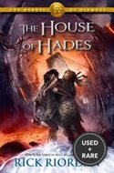 The House of Hades (Heroes of Olympus #04) (Rick Riordan)-Hardcover