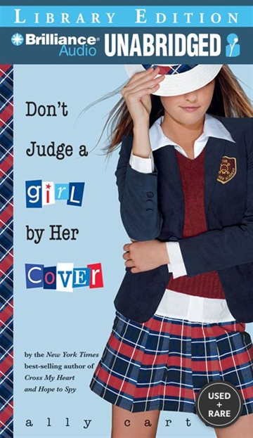 Don't Judge a Girl By Her Cover (Gallagher Girls Series)