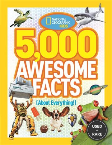 5, 000 Awesome Facts (About Everything! ) (National Geographic Kids)