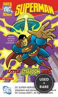 Superman: Little Green Men (Dc Super Heroes)