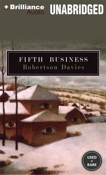 Fifth Business (Deptford Trilogy)