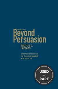 Beyond Persuation Second Edition