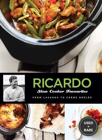 Ricardo: Slow Cooker Favourites