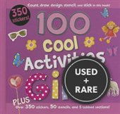 100 Cool Activities for Girls (Spiral Bound Activity)