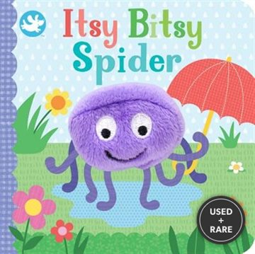 Finger Puppet Book: the Itsy Bitsy Spider (Little Learners)