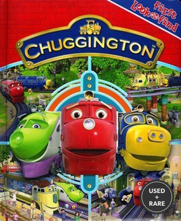 My First Look and Find Chuggington