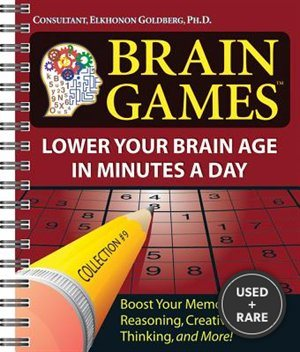 Brain Games #9: Lower Your Brain Age in Minutes a Day (Brain Games (Numbered))