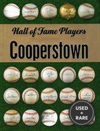 Cooperstown Hall of Fame Baseball Players