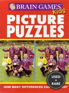 Brain Games for Kids: Picture Puzzles (Brain Games Kids)