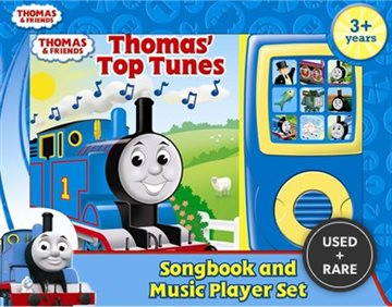 Thomas' Top Tunes: Play-a-Sound (Thomas & Friends)