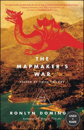 The Mapmaker's War: Keeper of Tales Trilogy: Book One