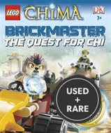 Lego Brickmaster Legends of Chima the Quest for Chi