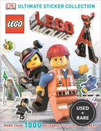 Ultimate Sticker Collection: The Lego Movie