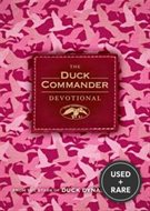 The Duck Commander Devotional Pink Camo Edition