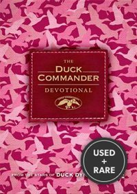 The Duck Commander Devotional: Pink Camo