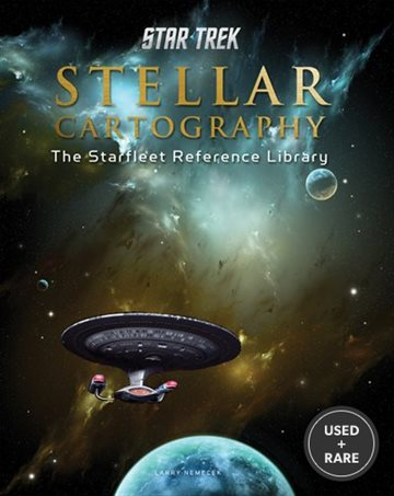 The Starfleet Reference Library: Stellar Cartography Deluxe Hc