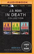 J.D. Robb in Death Collection, Books 30-32