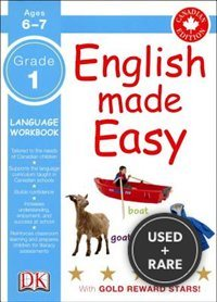 English Made Easy Grade One. Age 6-7