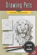 Drawing Pets Kit: Learn to Draw 17 Animals, Step By Step (Walter Foster Drawing Kits)