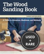 The Wood Sanding Book