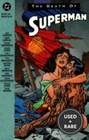 The Death of Superman 1st Printing