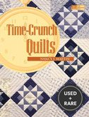 "Time-Crunch Quilts ""Print on Demand Edition"" [With Cdrom]"