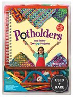 Potholders and Other Loopy Projects (Book Only)