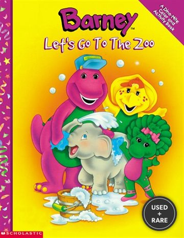 Let's Go to the Zoo (Barney)