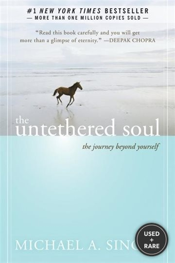 The Untethered Soul: the Journey Beyond Yourself (New Harbinger/Noetic Books) (Co-Published With the Institute of Noetic Sciences)