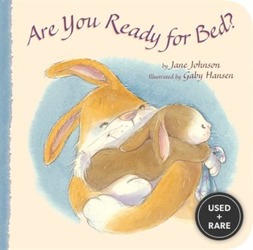 Are You Ready for Bed? (Padded Board Books)